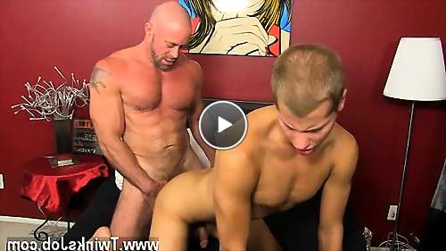 hunks gay naked video